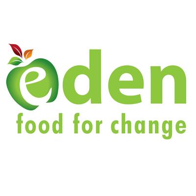 Eden Food for Change logo